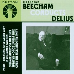 Sir Thomas Beecham Conducts Delius
