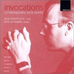 Invocations, Contemporary Viola Works