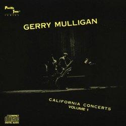 California Concerts , Volume 1