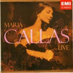 Maria Callas Live [Box Set]