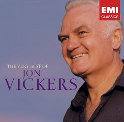 The Very Best of Jon Vickers