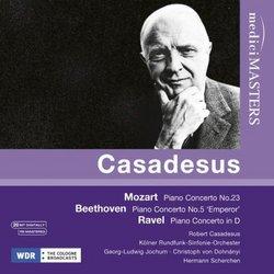 Casadesus plays Mozart, Beethoven, Ravel