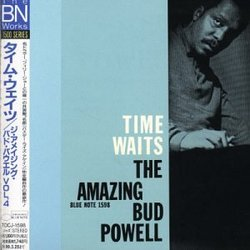Time Waits: Amazing Bud Powell