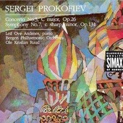 Prokofiev: Piano Concerto No. 3; Symphony No. 7