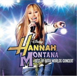 The Best of Both Worlds Concert (CD + DVD)