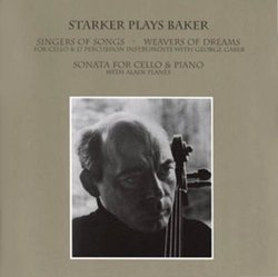 Starker Plays Baker