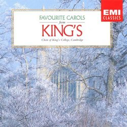 Favourite Carols from King's
