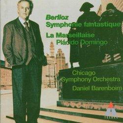 Berlioz: Symphonie fantastique; La Marseillaise