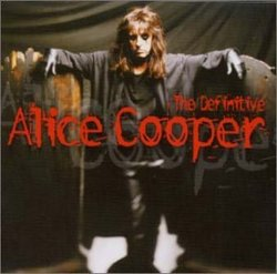Difinitive:Best of by Alice Cooper (2001-03-22)