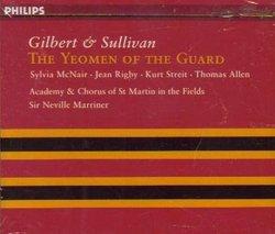 Gilbert & Sullivan: The Yeomen of The Guard / Marriner