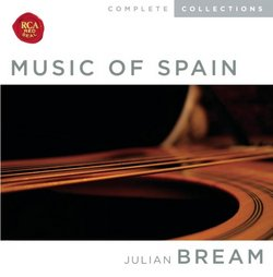 Music of Spain [Box Set]