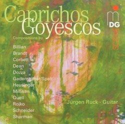 Caprichos Goyescos