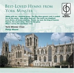 Best Loved Hymns from York Minster