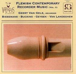 Flemish Contemporary Recorder Music 2