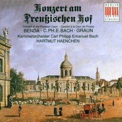 Concert at Prussian Court