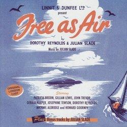 Free As Air (Original London Cast) plus Bonus Tracks