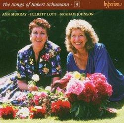 The Songs of Robert Schumann, Vol. 9