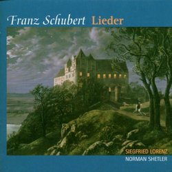 Lieder: Songs on Poems by Goethe