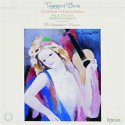 Voyage à Paris ~ The Melodies of Francis Poulenc / Lott, Murray, Rolfe Johnson, G. Johnson