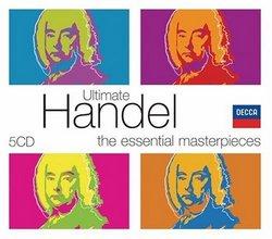 Ultimate Handel [Box Set]