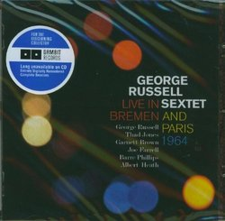 Live in Bremen & Paris 1964