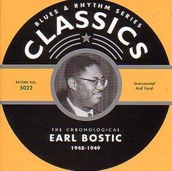Earl Bostic 1948-1949