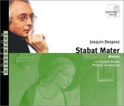 Stabat Mater / Motets
