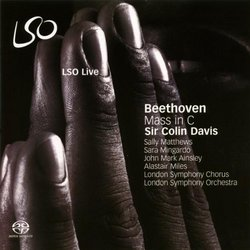 Beethoven: Mass in C [Hybrid SACD]
