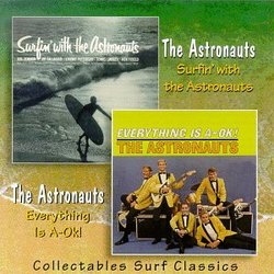 Surfin' With The Astronauts/Everything Is A-OK! [2-on-1 CD]