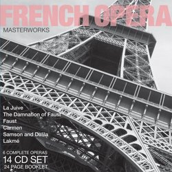 French Opera Masterworks [Box Set]