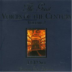 Great Voices of the Century V.2