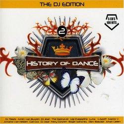 History of Dance V.2: the DJ Edition