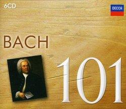 101 Bach [6 CD]