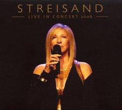 Streisand: Live In Concert (2 CD's)