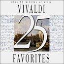 25 Vivaldi Favorites