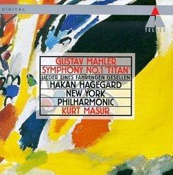 Symphony 1 / Songs of a Wayfarer