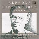 Alphons Diepenbrock: Songs 1(NM Classics)