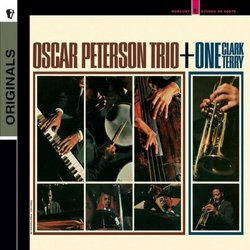 Oscar Peterson Trio Plus One (Reis) (Rstr)