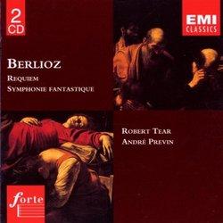 Berlioz: Requiem; Symphonie Fantastique