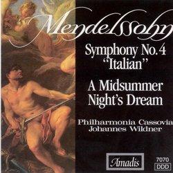 Symphony 4/Midsummer Night's Dream
