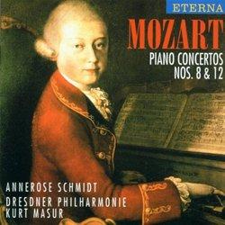 Piano Concertos 8 12