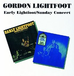Early Lightfoot/Sunday Concert