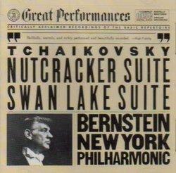 Tchaikovsky: Nutcracker Suite; Swan Lake Suite (CBS Great Performances)