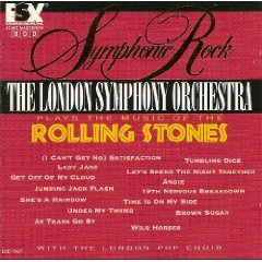 The London Symphony Orchestra Plays the Music of the Rolling Stones