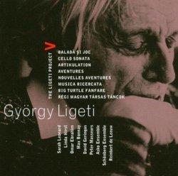 The Ligeti Project, Vol. 5