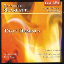 Francesco Scarlatti: Dixit Dominus