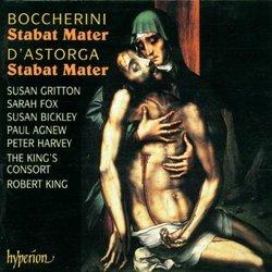 Boccherini: Stabat Mater; D'Astorga: Stabat Mater [Hybrid SACD]