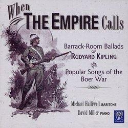 When The Empire Calls [Australia]