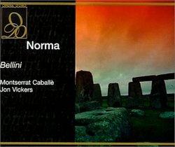 Bellini - Norma / Caballé · Vickers