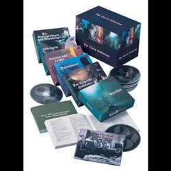 Solti: The Wagner Opera Collection (Limited Edition) [21-CD Box Set with Bonus Unreleased CD]